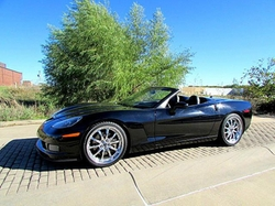 Chevrolet  - 2005 Corvette Convertible Car