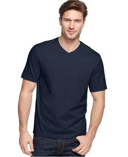 John Ashford - Short Sleeve V-Neck T-Shirt