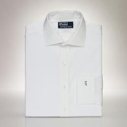 Ralph Lauren - Classic-Fit Poplin Regent Shirt