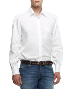 Brunello Cucinelli - Button-Down Shirt