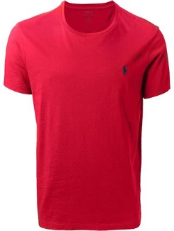 Polo Ralph Lauren  - Embroidered Logo T-Shirt