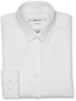 Perry Ellis - Slim Fit Stretch Portfolio Dress Shirt