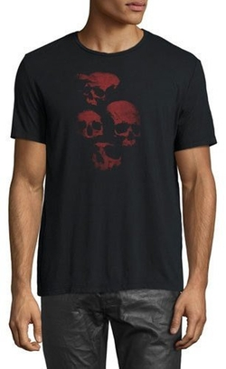 John Varvatos - Star USA Skulls Graphic T-Shirt