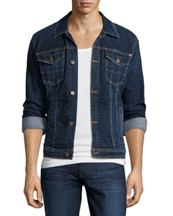 7 For All Mankind - Trucker Denim Jacket