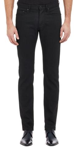 Burberry XO Barneys New York - Five-Pocket Jeans