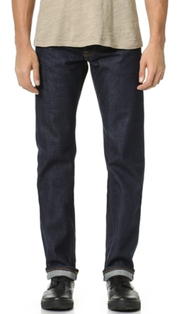 Baldwin Denim - Reed Dry Classic Straight Jeans