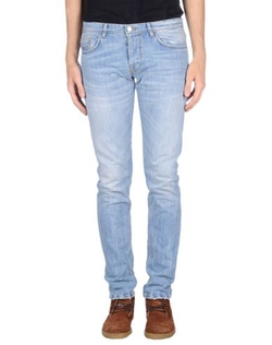 Patrizia Pepe - Light Wash Denim Pants