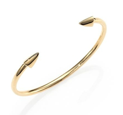Elizabeth And James - Vogel Arrow Open Bangle Bracelet