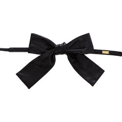 Saint Laurent  - Collegienne Bow Tie