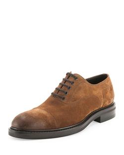 Tom Ford - Adrian Suede Commando Shoes