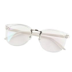 Silvercell - Round Frame Eyeglasses