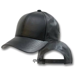 Bigstr - Leather Lady Baseball Cap