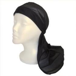 3rd Power Outlet - Du Rag Long-tie Head Scarf