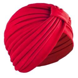 Sur La Tete  - Turban Hat