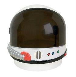 Morris Costumes - Costumes For All Occasions Ar26 Astronaut Helmet Child Adult