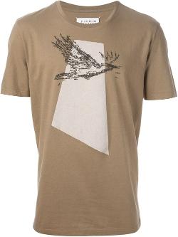 Maison Margiela  - Printed T-Shirt