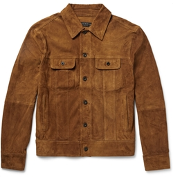 Rag & Bone - Suede Jacket