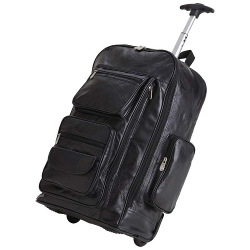 Bf Systems - Design Genuine Leather Trolley Bag