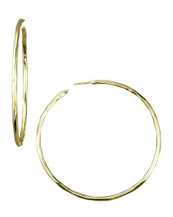 Ippolita - Thin Glamazon Large Hoop Earrings