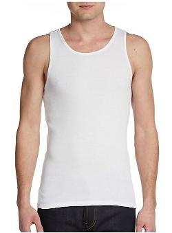 Vince - Ribbed Muscle Tank