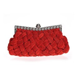 Hoter - Knit-Style Prom & Party Evening Handbag