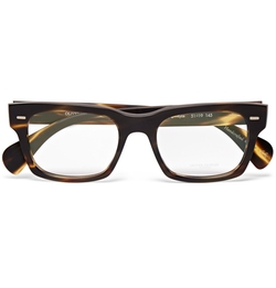 Oliver Peoples - Ryce Square-Frame Optical Glasses