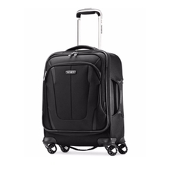 Samsonite - Spinner Black Suitcase