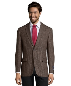 Tommy Hilfiger  - Wool Tweed Bray Two Button Blazer