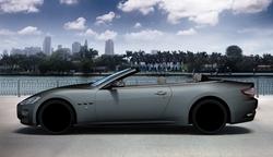 Maserati - Granturismo Convertible
