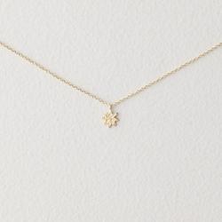 Satomi Kawakita - Gold Star Necklace