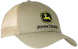 John Deere -  Logo Mesh Back Core Baseball Cap