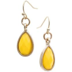 Cara Accessories  - Teardrop Earrings