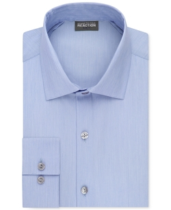 Kenneth Cole Reaction - Solid Dress Shirt