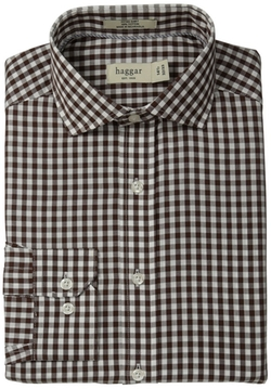 Haggar  - Gingham Dress Shirt