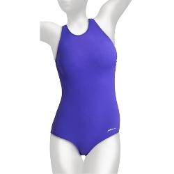Dolfin  - Ocean Aquashape Lap Swimsuit