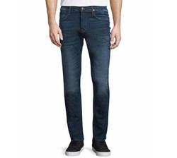 Hudson Jeans  - Sartor Salt Water Skinny-Leg Denim Jeans