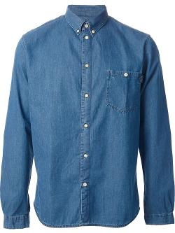 Paul Smith Jeans  - Classic Denim Shirt