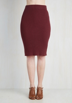 Modcloth - Stretch of Timeless Skirt