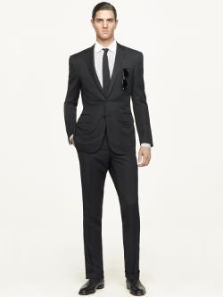 Ralph Lauren Black Label - Anthony Solid Suit