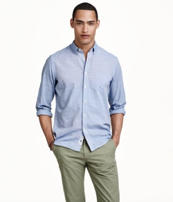 H&M - Cotton Shirt                    $29.99
