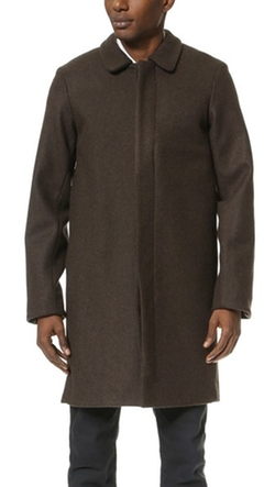 Patrik Ervell - Wool Overcoat