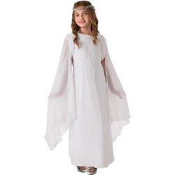 Lord of the Rings - Deluxe Kids Galadriel Costume - Officially Licensed
