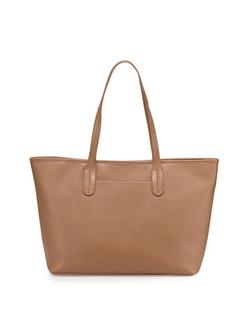 Neiman Marcus - Gabby Faux-Saffiano Tote Bag