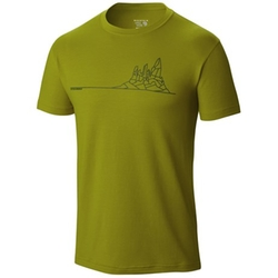 Mountain Hardwear  - Thin Line Mountain T-Shirt