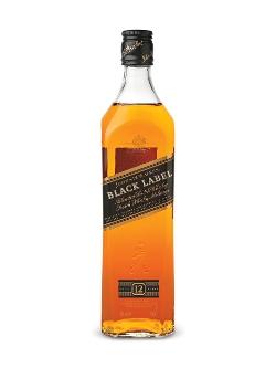 Johnie Walker - Black Label Whiskey