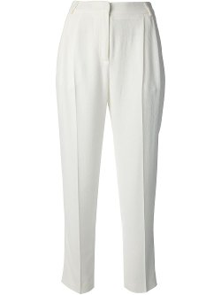 MSGM  - Cropped Trousers