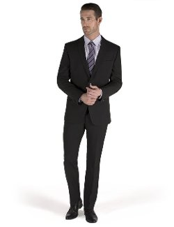 Paul Lorenzo - 2 Piece Single Breasted 2 Button Suit