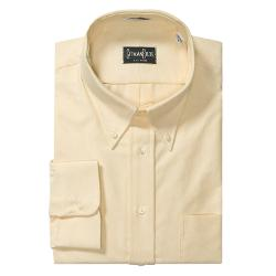 Gitman Brothers  - Solid Oxford Dress Shirt - Long Sleeve