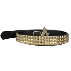 NSOking - Harley Quinn Pyramid Studs Belt