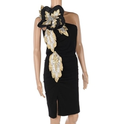 Patricia Field - Floral Evening Dress Inspired By Carrie